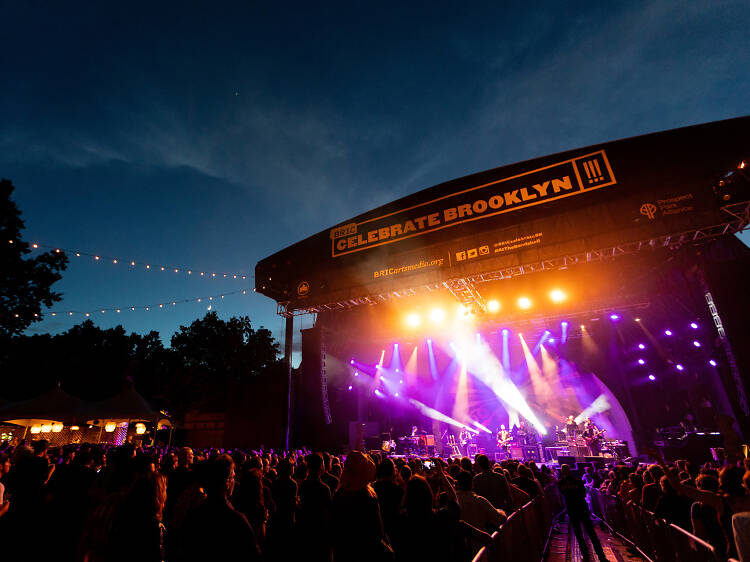 You can catch an incredible free concert pretty much every day of the week.