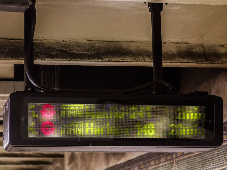 Public transportation tech is getting upgraded.