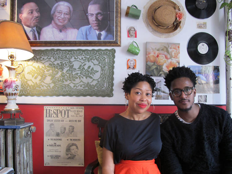 Brooklyn is currently witnessing a black-owned, small-business renaissance—and it's being documented.