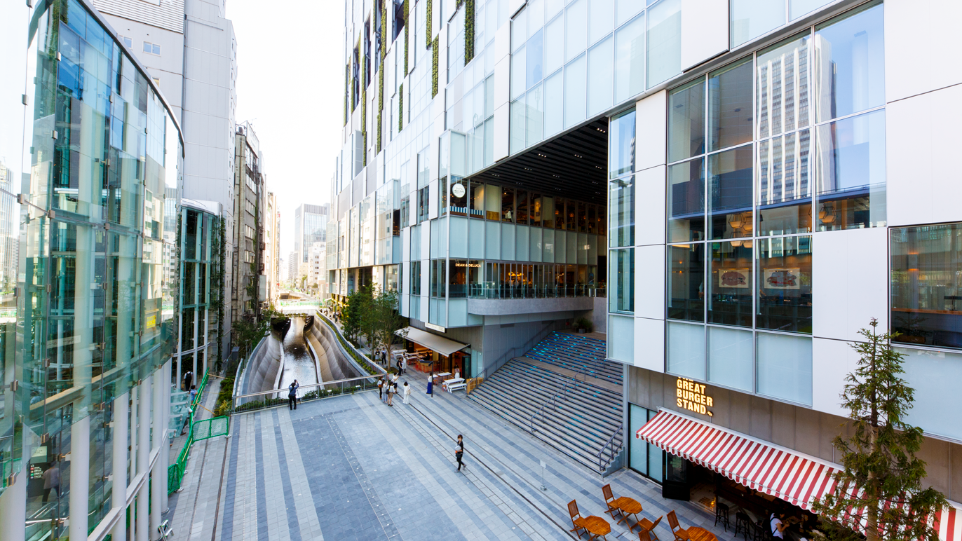 Newly opened Shibuya Stream riverside complex features a host of restaurants, cafés and bars