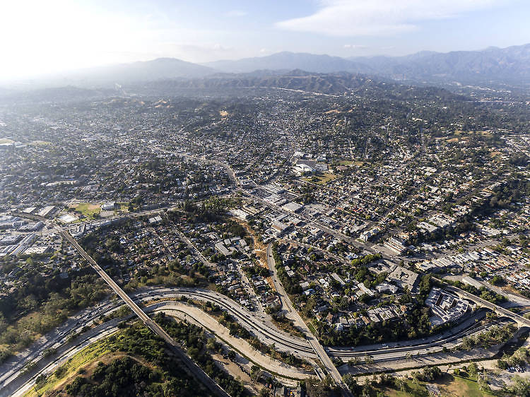 Highland Park, Los Angeles
