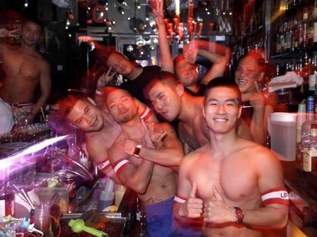 Image result for hong kong gay bar