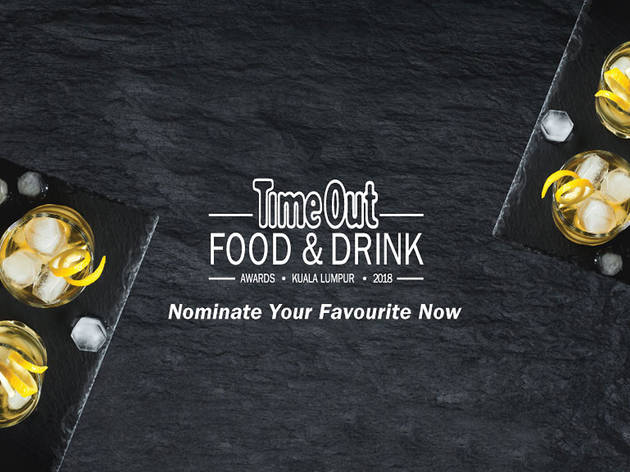 Time Out KL Food & Drink Awards 2018