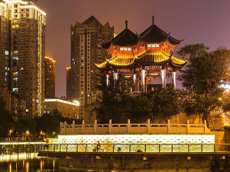 Tangba Jie, Chengdu