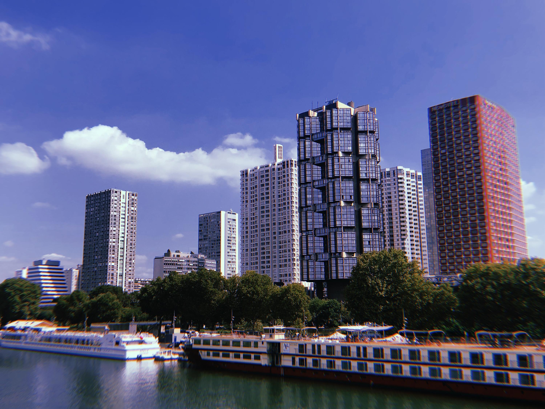 Paris architecture : promenade autour du modernisme