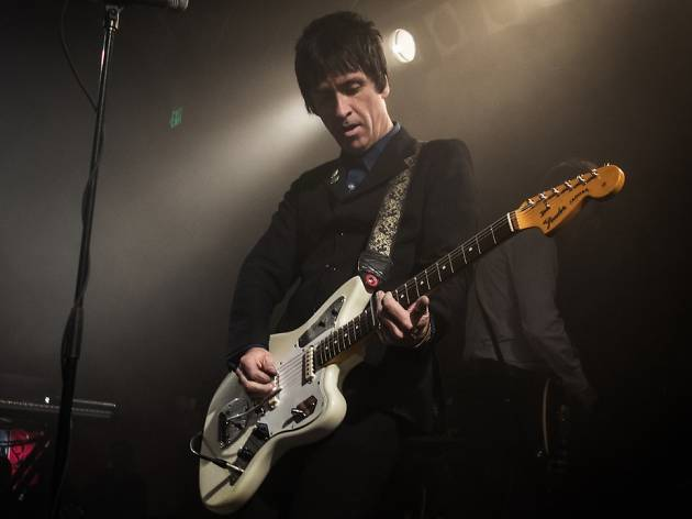 Johnny Marr added as a headliner for INmusic