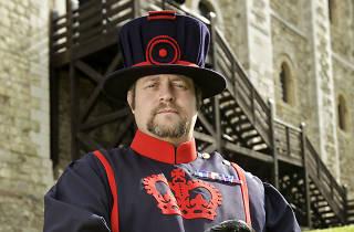 Chris Skaife, Ravenmaster