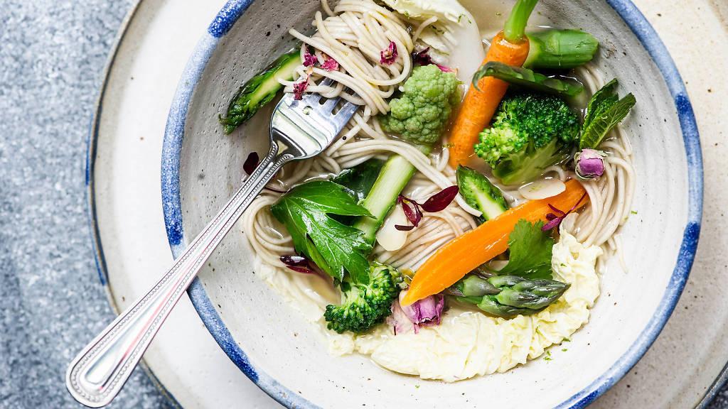 Les 22 meilleurs restaurants végétariens et vegans à Paris