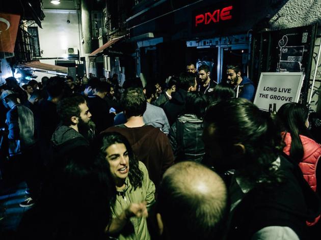 Pixie Underground