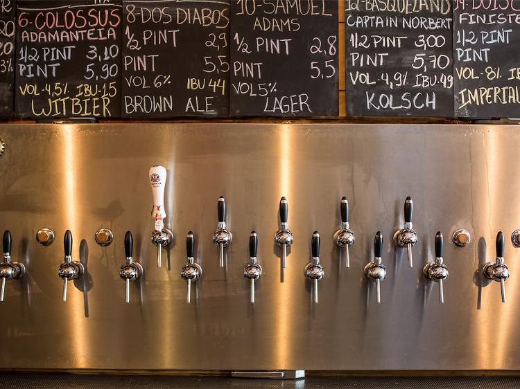 Os melhores bares de cerveja no Porto