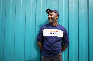 Idris Elba, The Parrot