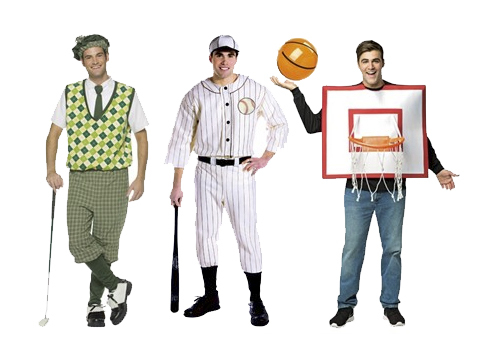 7 Best Halloween group costumes sports