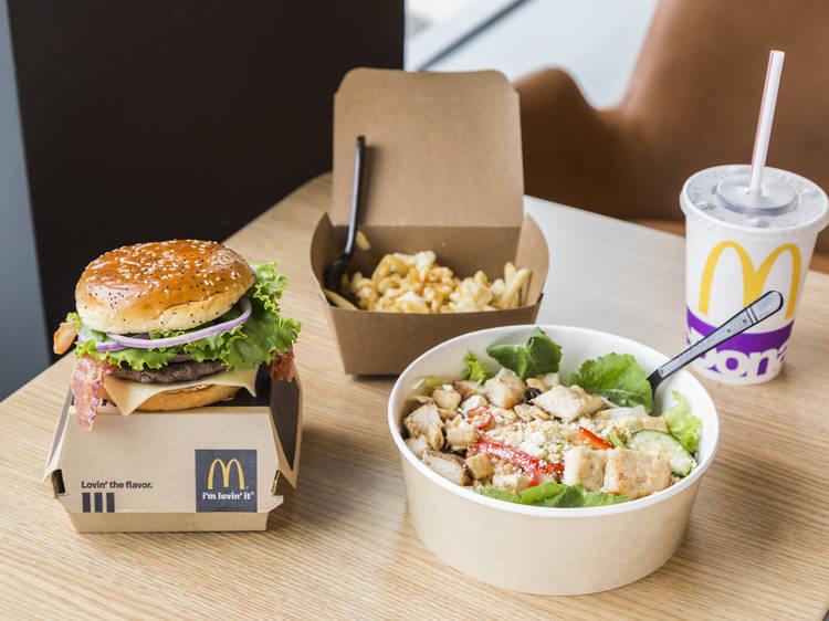 McDonald's International Headquarters Restaurant