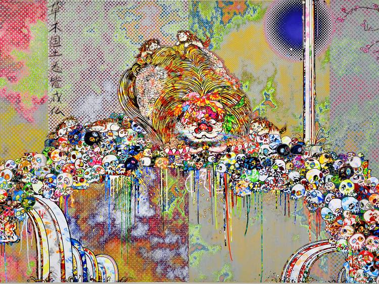 The Lion of the Kingdom that transcends Death (2018)
