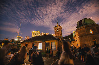 New Year's Eve at Sydney Observatory