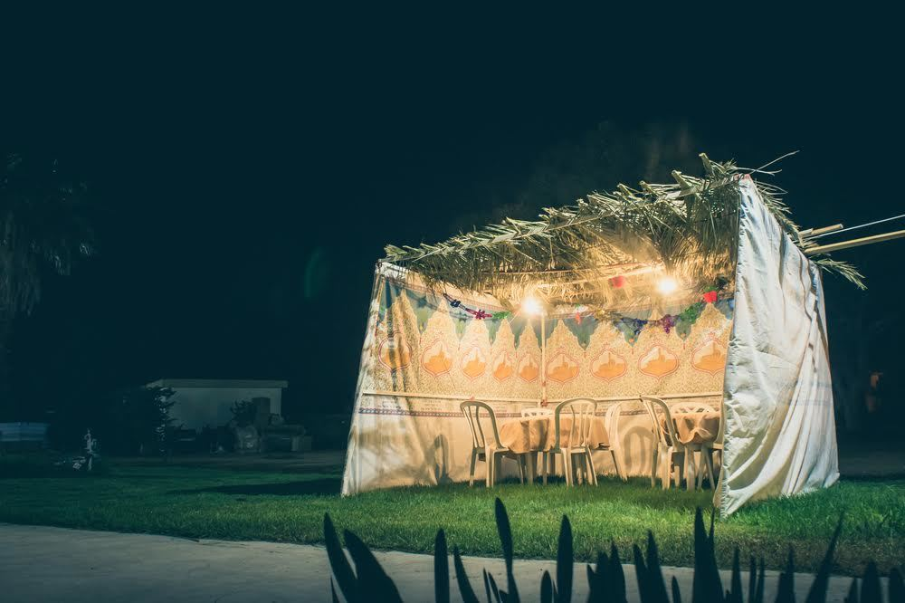 Creative activities for Sukkot that families can enjoy together