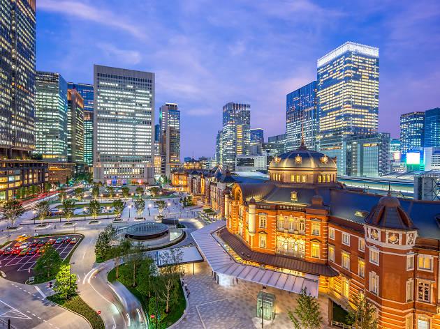 Tokyo Station dreamstime