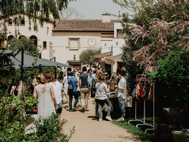 Artesania i natura a l'Slow Market Fall Edition