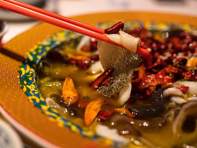 Luk Show Restaurants In Shenzhen