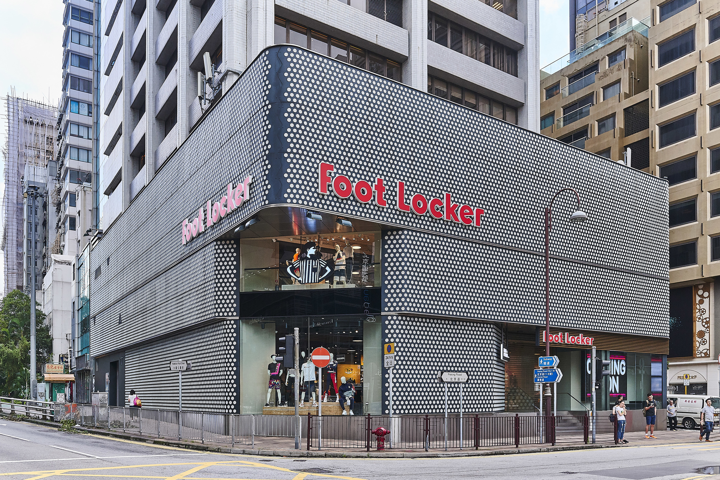 強勢回歸!Foot Locker 旗艦店正式登陸尖沙咀