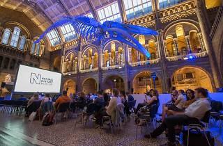 The Luna Cinema Halloween Screenings, Natural History Museum