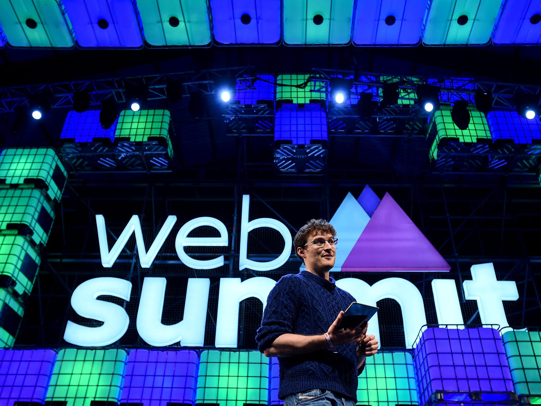 Web Summit - Paddy Cosgrave