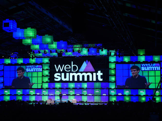Web Summit - Paddy Cosgrave