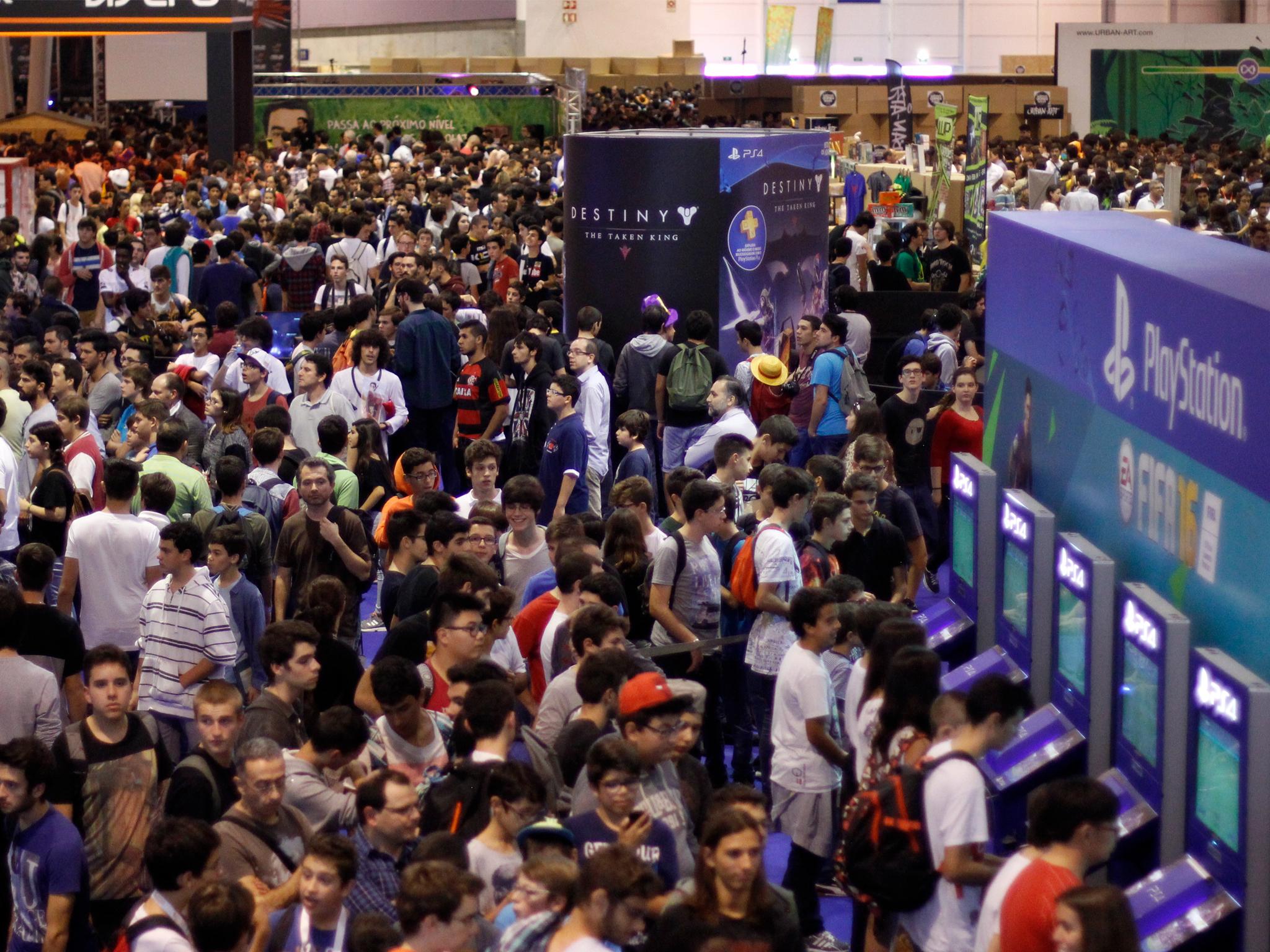 Lisboa Games Week 2017