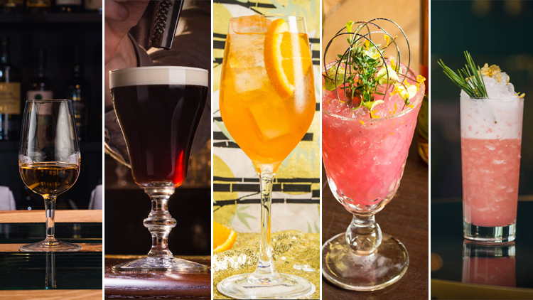 Catch five of London's best bars all in one place and for one night only