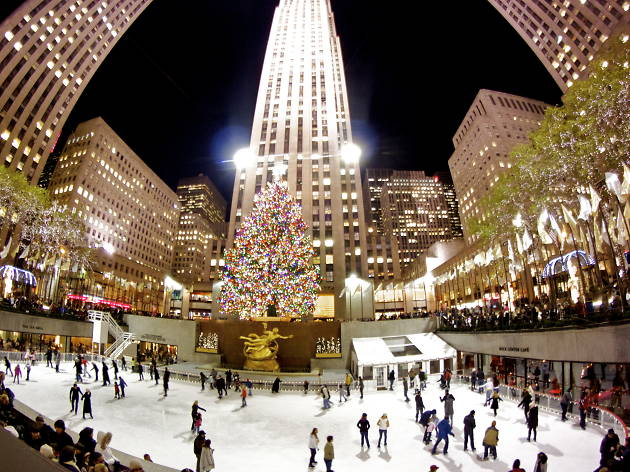 The Rink At Rockefeller Center Guide Including Ticket Info