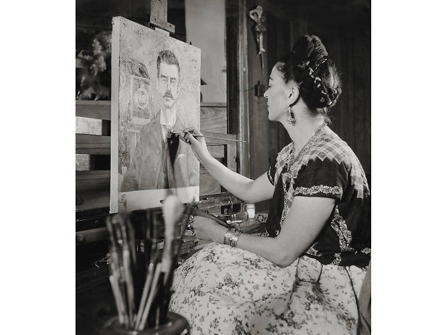 Frida Kahlo, her photos Bendigo Art Gallery 2018