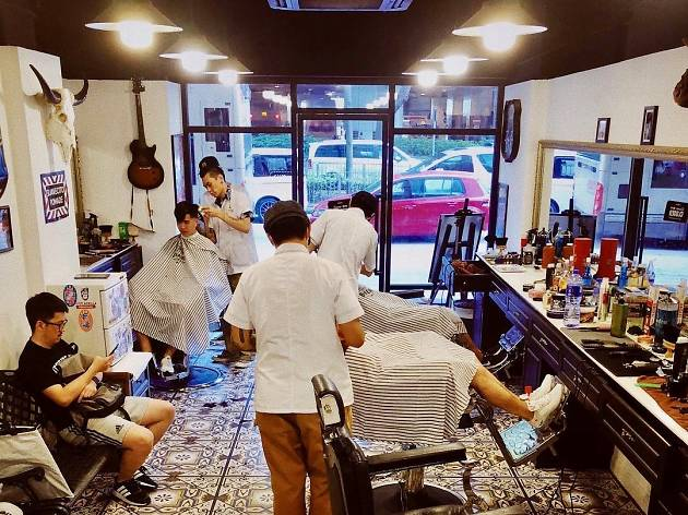 Black Rose Barbershop