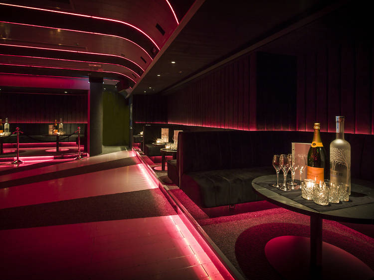 Hit the city's best clubs