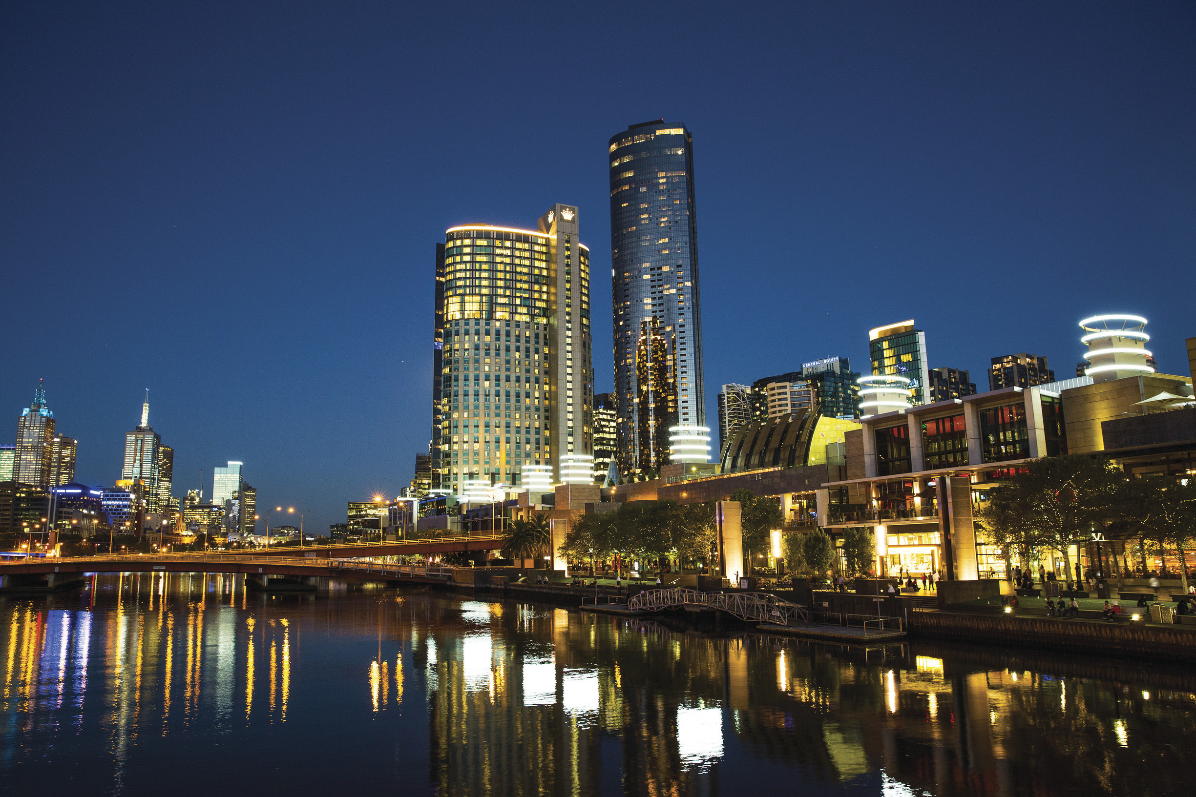 Crown Casino, Southbank, Melbourne