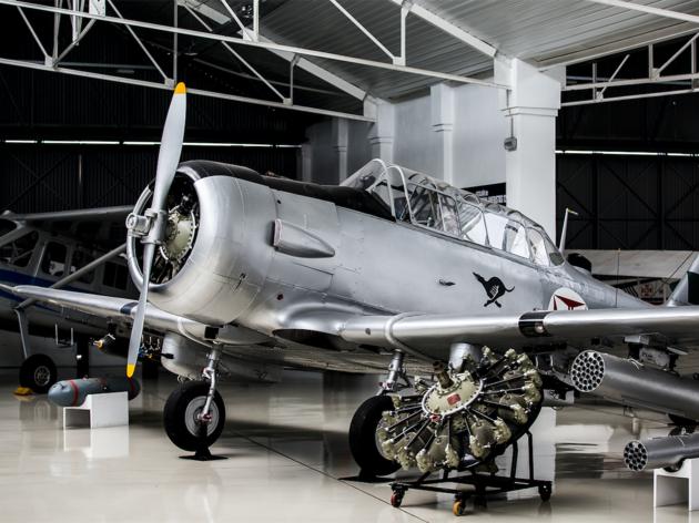 O museu num voo Coolture Tours