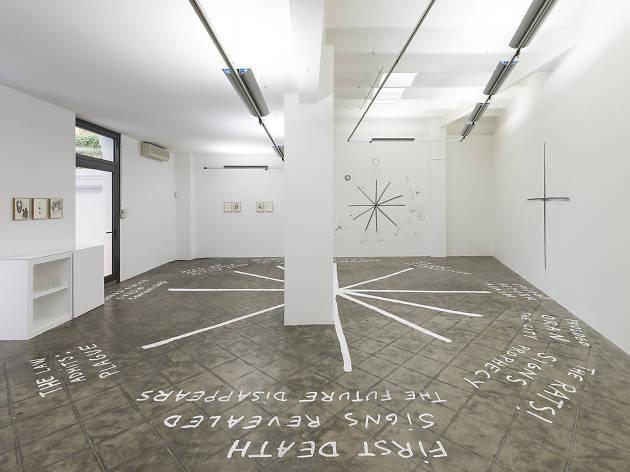 La Peste, Dora García. ProjecteSD, Barcelona,  2018