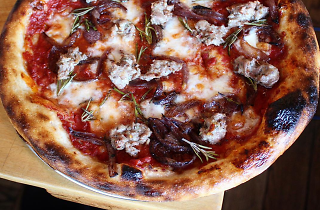 Hail Mary Pizza formerly Journeymen in Atwater Village