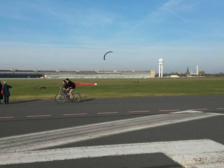 Explore Berlin by bike