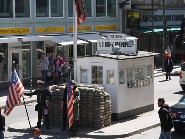 Haus am Checkpoint Charlie