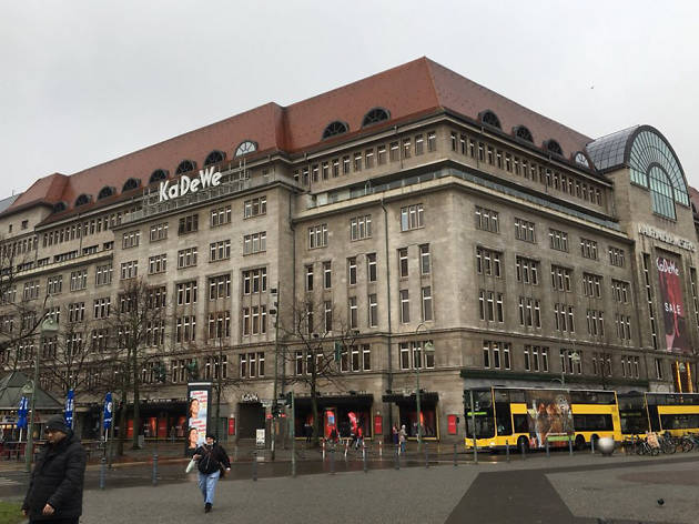 Kaufhaus des Westens (Department Store of the West)