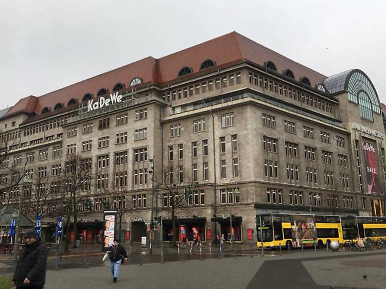 Kaufhaus des Westens (Department Store of the West)