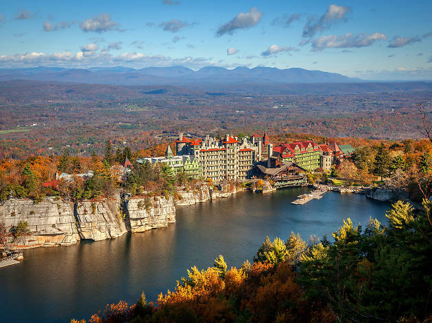 Picturesque Fall Getaways From Nyc For Leaf Peeping