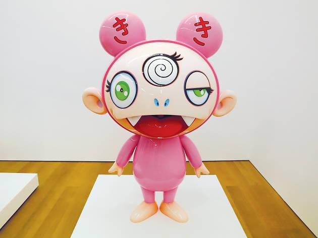 Takashi Murakami: Kiki from Kaikai Kiki (208)