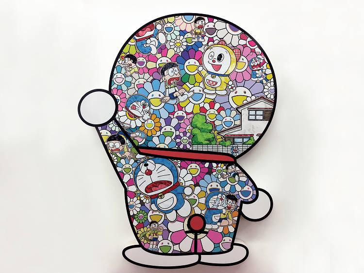 Doraemon in the Field of Flowers (2018)