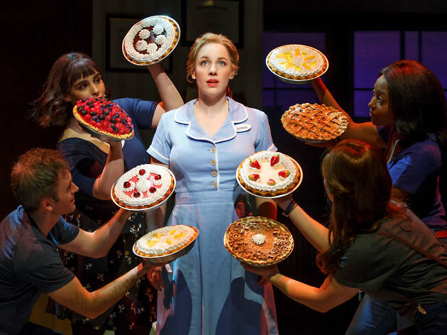 Waitress, Adelphi Theatre