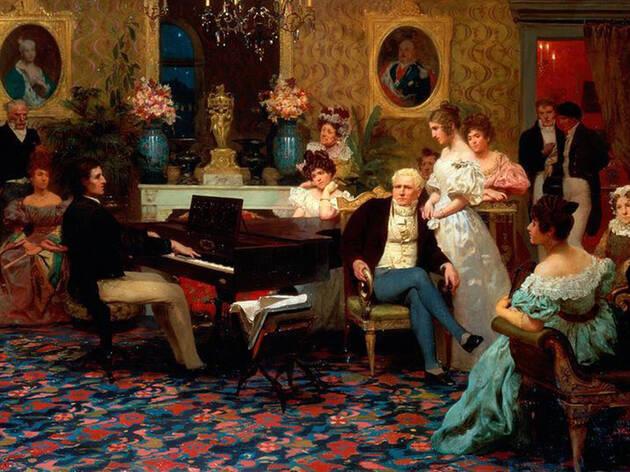Concerto de Chopin