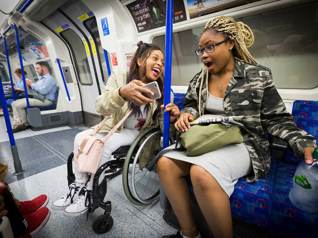 TfL students feature