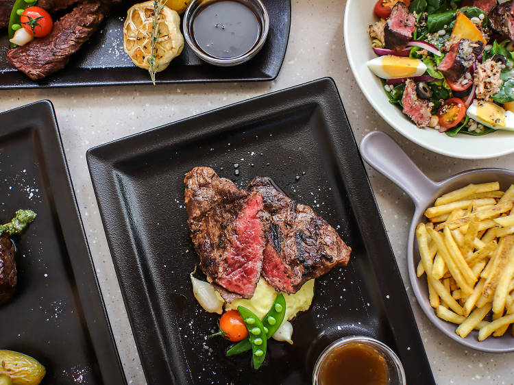 Top Blade Steak Lab:主打平鐵牛扒