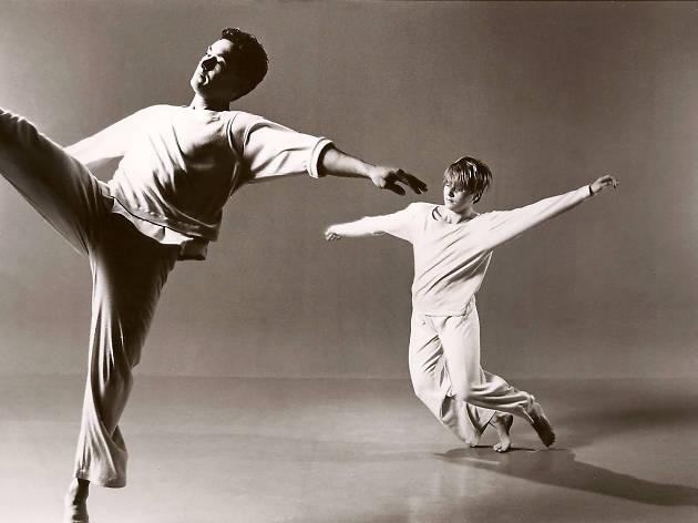 Trisha Brown Dance Company: Working Title