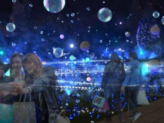東京ミッドタウン スターライトガーデン